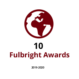 A Top Producer of U.S. Fulbright Students